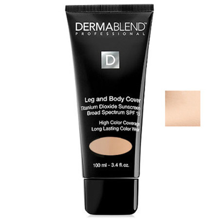 Dermablend Leg and Body Cover SPF 15  - 3.4 oz - Ivory (800723)