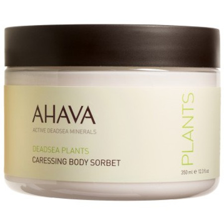 AHAVA DeadSea Plants Caressing Body Sorbet - 12.3 oz