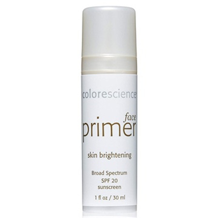Colorescience Face Primer Skin Brightening SPF 20 - 1 oz - Free with $92 Purchase