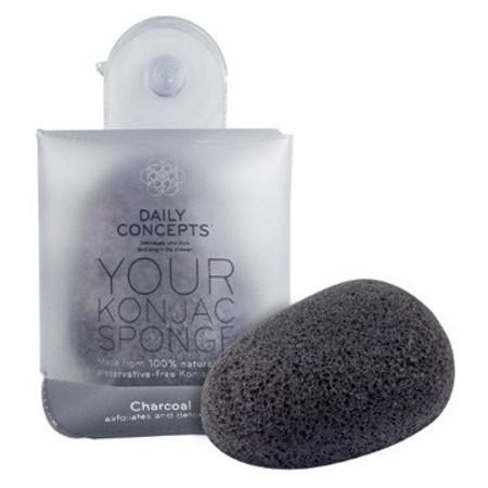 Daily Concepts Your Konjac Sponge - Charcoal