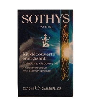 Sothys Energizing Discovery Kit Comfort - 2 x 0.5 oz
