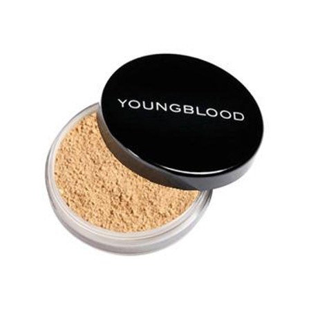 Youngblood Natural Loose Mineral Foundation, .35 oz - Warm Beige