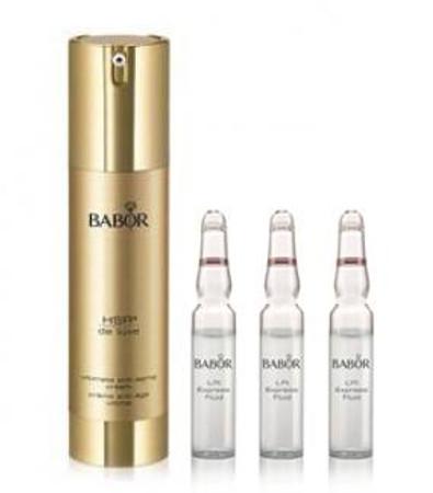 Babor HSR de luxe Ultimate Anti-Aging Cream & Fluids FP Fluid Set Gift Bag