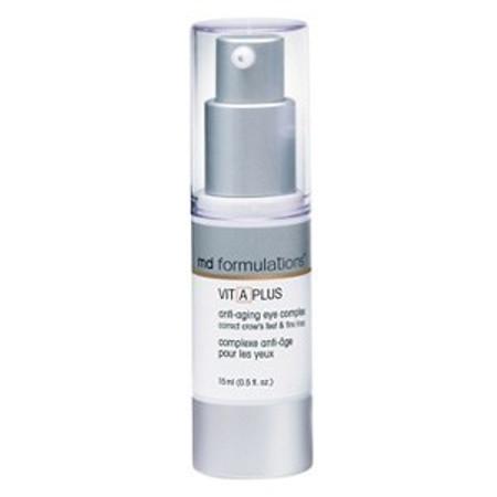 MD FORMULATIONS Vit-A-Plus Anti-Aging Eye Complex, 0.5 oz (37913)