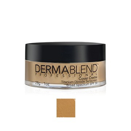 Dermablend Cover Creme SPF 30 - 1 oz - Cafe Brown (Chroma 5 1/4) (800746)