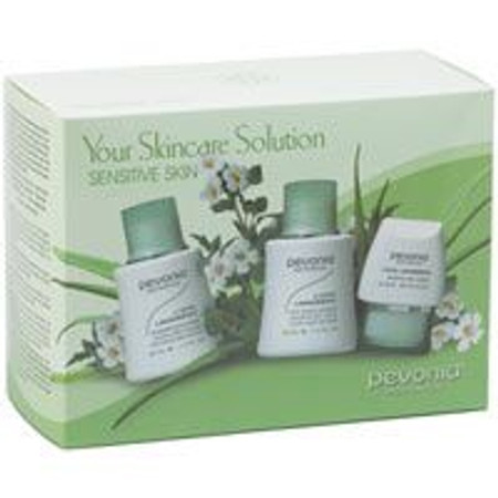 Pevonia Botanica Your Skincare Solution Sensitive Skin Pack, 3 piece set