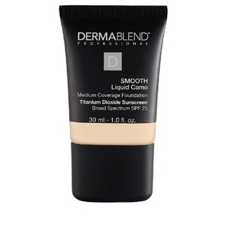Dermablend Smooth Liquid Camo Foundation - 1 oz - Cream (S15333)