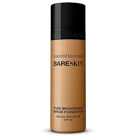 BareMinerals BareSkin Pure Brightening Serum Foundation SPF 20 - 1 oz - Bare Caramel 14 (70730)