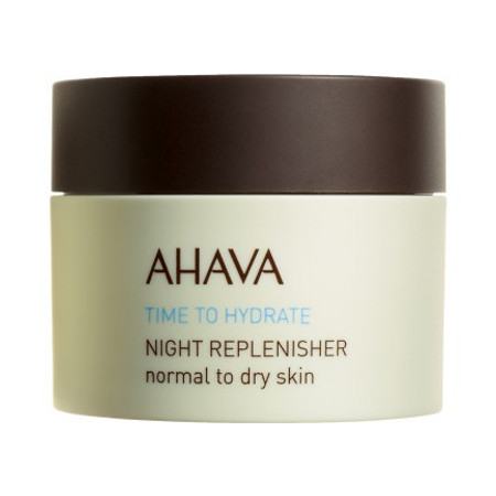 AHAVA Time To Hydrate Night Replenisher - Normal to Dry Skin - 1.7 oz