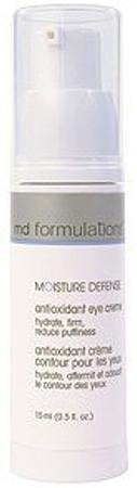MD FORMULATIONS Moisture Defense Antioxidant Eye Creme, .5 oz (32820)