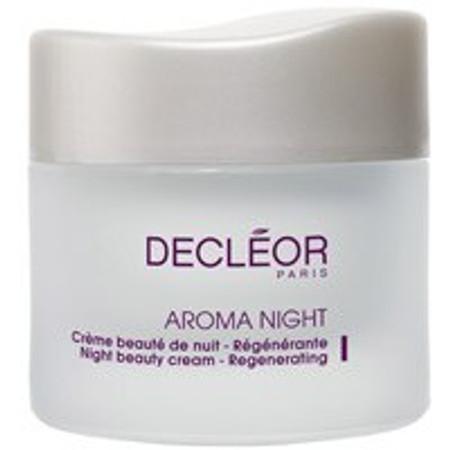 Decleor Aroma Night Regenerating Cream, 1.69 oz