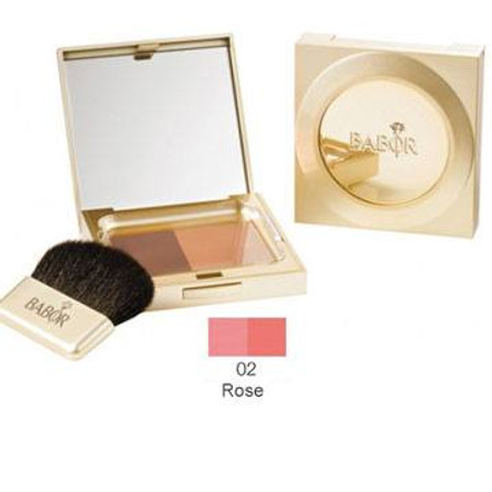 Babor Super Soft Duo Blush - 9g - 02 Rose (504202)