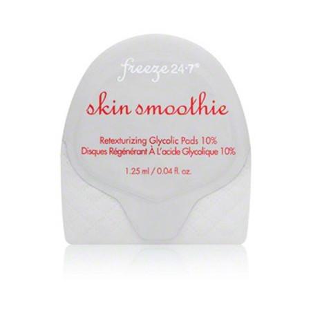 Freeze 24-7 Skin Smoothie Retexturizing Glycolic Pads 10% - 16 pads - 0.04 oz