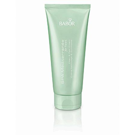Babor Spa Mediterranee for Feet Clean & Peel Cream - 7 1/8 oz