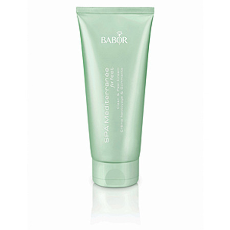 Babor Spa Mediterranee for Feet Clean & Peel Cream - 7 1/8 oz
