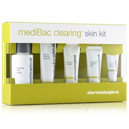Dermalogica MediBac Clearing Skin Kit - 5 pcs (111168)