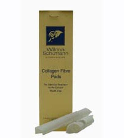 Wilma Schumann Collagen Fibre Pads, 10 applications