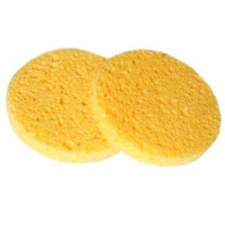 Dermalogica Facial Sponges - 2 Pairs (4 sponges) (7026)