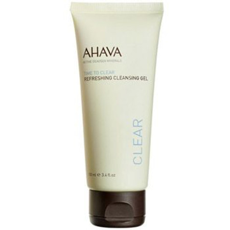 AHAVA Time to Clear Refreshing Cleansing Gel - 3.4 oz