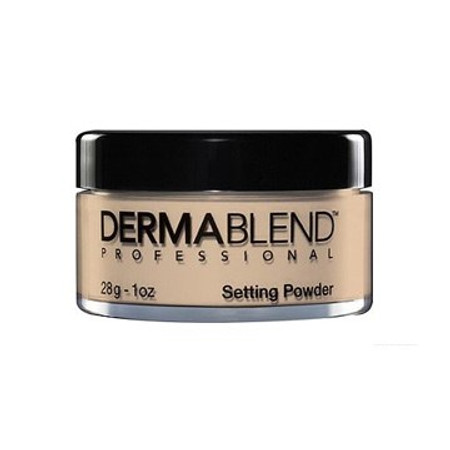 Dermablend Loose Setting Powder - 1 oz - Cool Beige (41010)