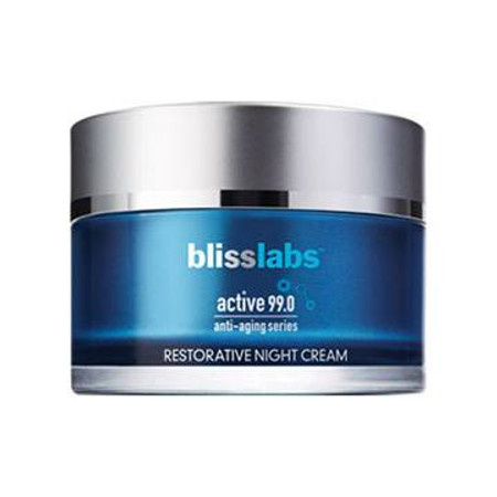 Blisslabs Active 99.0 Anti-aging Series Restorative Night Cream - 1.7 oz
