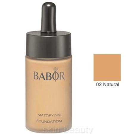 Babor AGE ID Mattifying Foundation 02 Natural - 1 oz (646102)