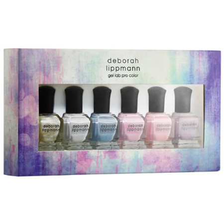Deborah Lippmann Shades Of Cool Set - 6 pcs