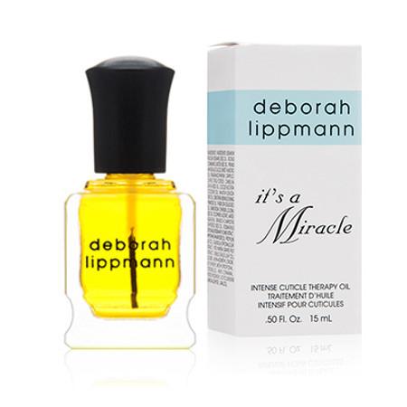 Deborah Lippmann It's A Miracle Intense Cuticle Oil - 0.5 oz