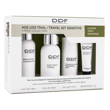 DDF Age-Less Anti-Aging Sensitive Skin Starter Kit