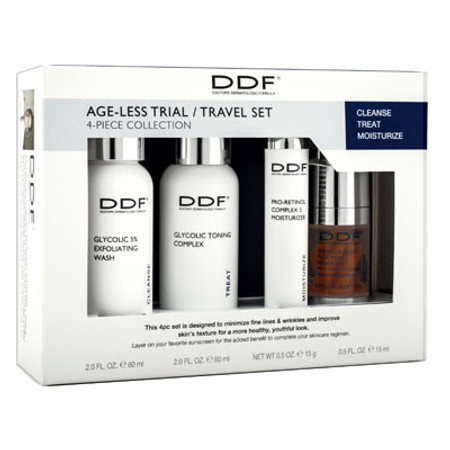 DDF Age-Less Anti-Aging Preventative Starter Kit