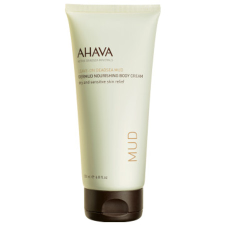 AHAVA DeadSea Mud Dermud Nourishing Body Cream - 6.8 oz