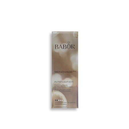 Babor Skinovage PX Intensifier Firming Neck and Decollete Cream - Travel Size - Free with $40 Purchase