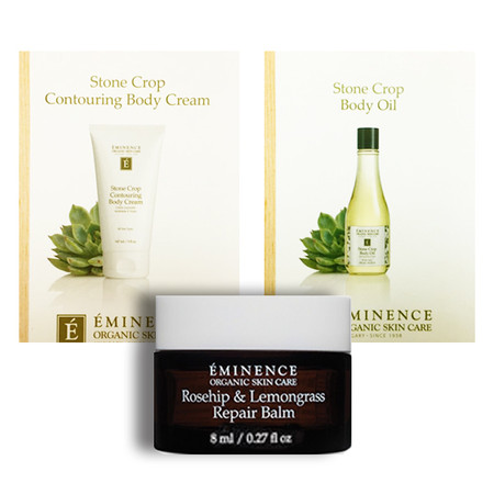 Eminence Complete Body Care Set - Free with $50 Purchase