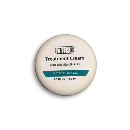 Glymed Plus Treatment Cream With 15% Glycolic Acid - 0.5 oz - Free with $70 Purchase