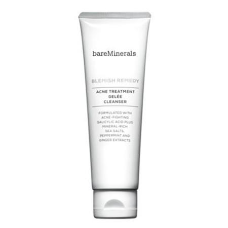 Bare Escentuals bareMinerals Blemish Remedy Acne Treatment Gelee Cleanser - 4.2 oz
