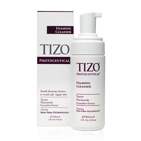 TIZO Photoceutical Am Pm Foaming Cleanser - 4 oz