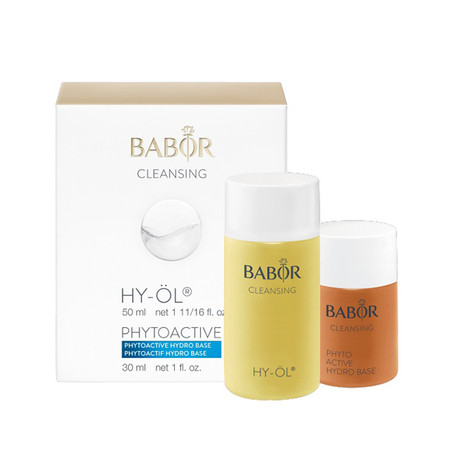 Babor Cleansing HY-LO And Phytoactive Duo - Free with $50 Purchase