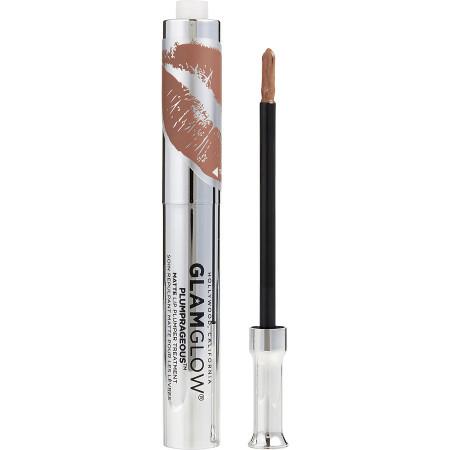 GlamGlow Plumprageous Matte Lip Plumper Treatment (Stacked) -  0.12oz (3.8ml)