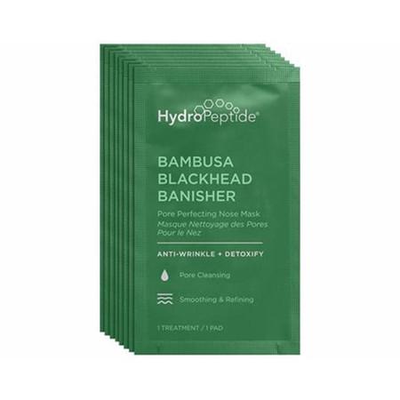 HydroPeptide Bambusa Blackhead Banisher Pore Perfecting Nose Mask - 8 pcs