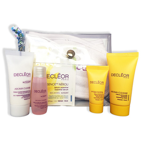 Decleor 4-Step Skincare Ritual - Free with $80 Purchase
