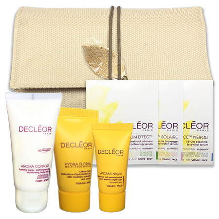 Decleor Kit Signature - Free with $120 Purchase