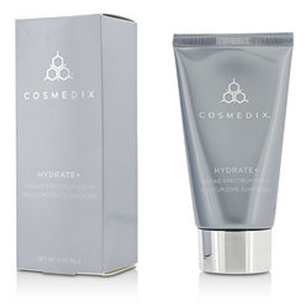 Cosmedix Hydrate + Moisturizing Sunscreen SPF 17 - 2 oz (60g)