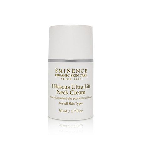 Eminence Hibiscus Ultra Lift Neck Cream - 1.7 oz