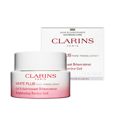 Clarins White Plus Pure Translucency Brightening Revive Gel - 1.7 oz (50ml)