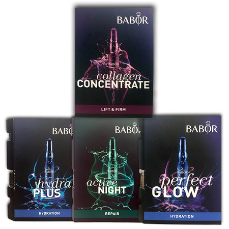 Babor Ampoules Set - 4 pcs - Free with $40 Purchase