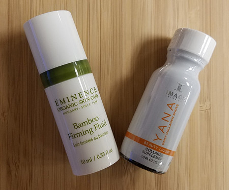 Eminence and Yana Collagen Gift Duo