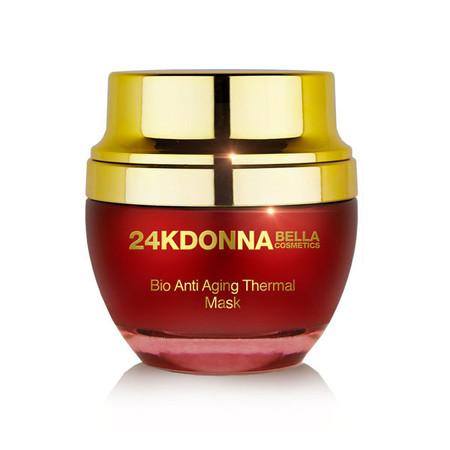 Donna Bella 24KDonna Bio Anti Aging Thermal Mask - 1.7 oz