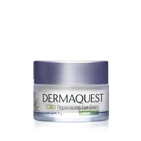 DermaQuest HEMP Replenishing Eye Cream - .5 oz (DQ10505)