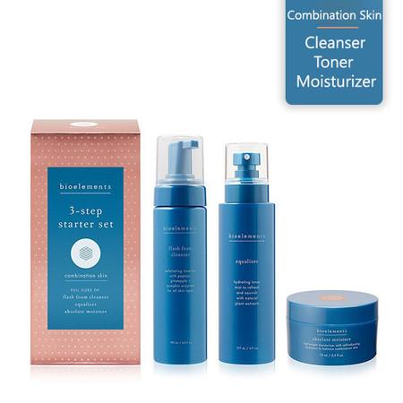Bioelements 3-Step Starter Set Combination Skin