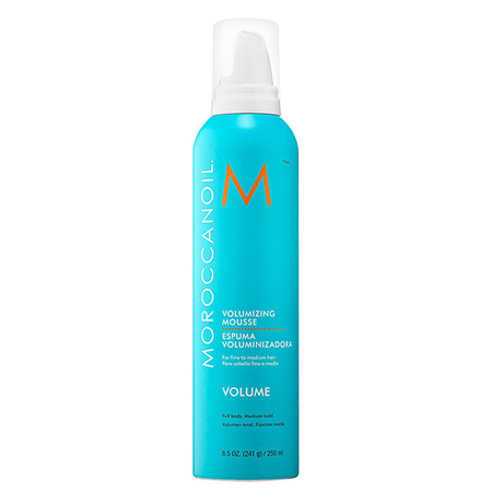 Moroccanoil Volumizing Mousse | Fine to Medium Hair